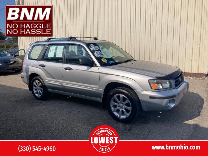 Subaru Forester 2005 price $2,500