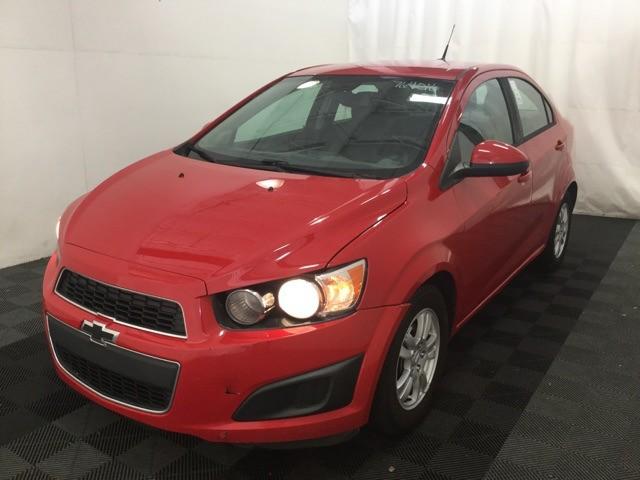 Chevrolet Sonic 2012 price $4,500