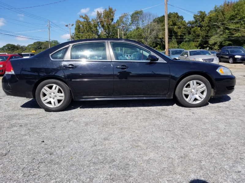Chevrolet Impala Limited 2014 price $7,000