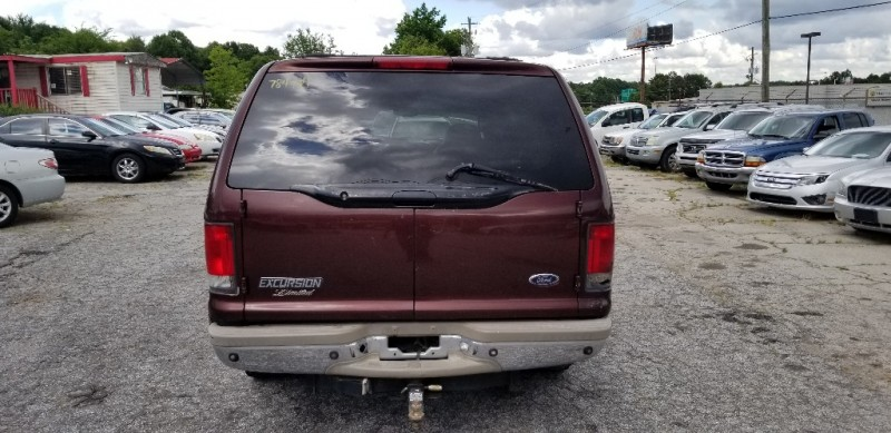 Ford Excursion 3RD ROW SEAT 2000 price $6,000