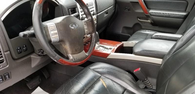 Infiniti QX56 W/ 3RD ROW SEAT LEATHER 2006 price $8,000