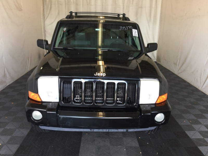 Jeep COMMANDER W/ 3RD ROW SEAT, LEATHER 2006 price $6,500
