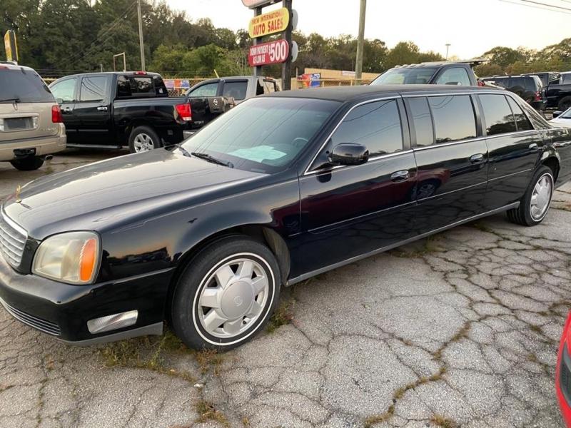 Cadillac DeVille Professional 2000 price $4,000