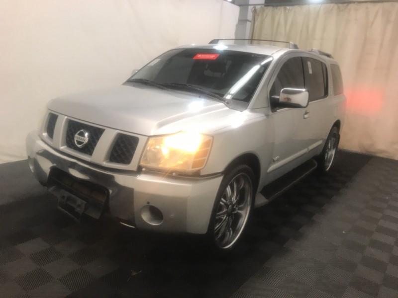 Nissan ARMADA W/ 3RD ROW SEAT 2006 price $6,000