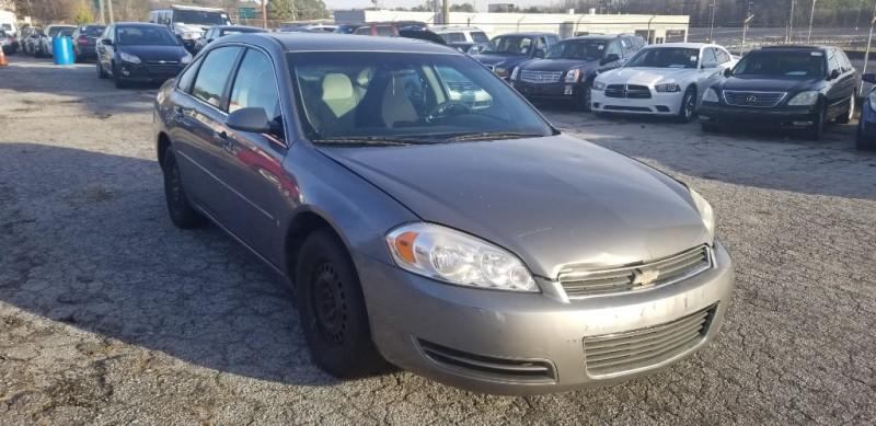 Chevrolet Impala 2006 price $3,500