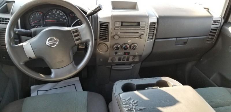 Nissan Titan 2006 price $6,000