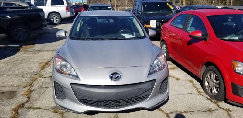 Mazda Mazda3 2013 price $7,000