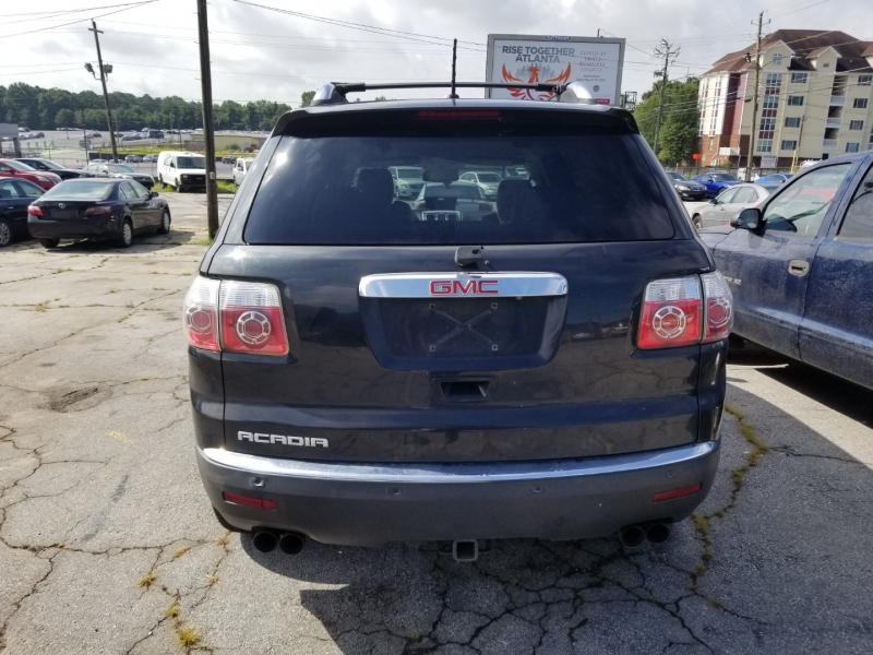GMC ACADIA w/ 3RD ROW SEAT 2009 price $8,500