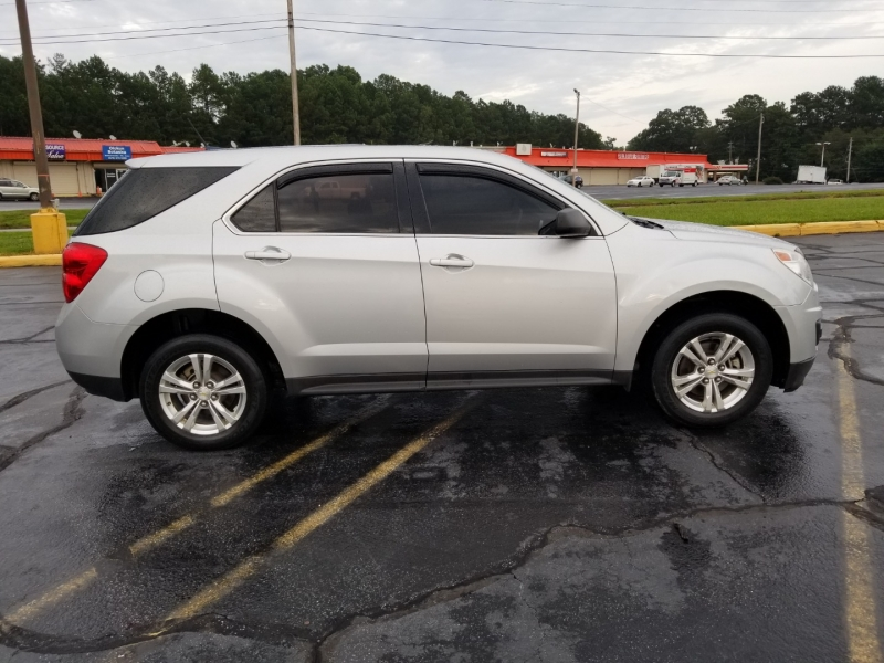 Chevrolet Equinox 2014 price $7,000
