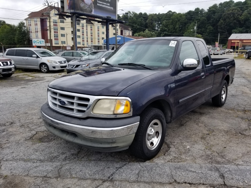 Ford F-150 2001 price $5,500