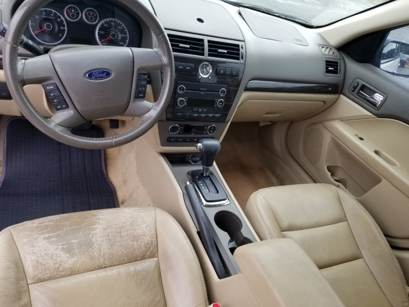 Ford Fusion 2008 price $5,500