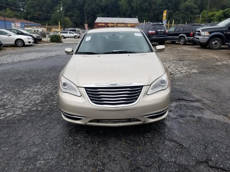 Chrysler 200 2014 price $6,500