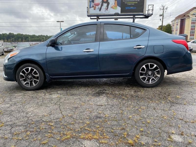 Nissan Versa 2015 price $7,000