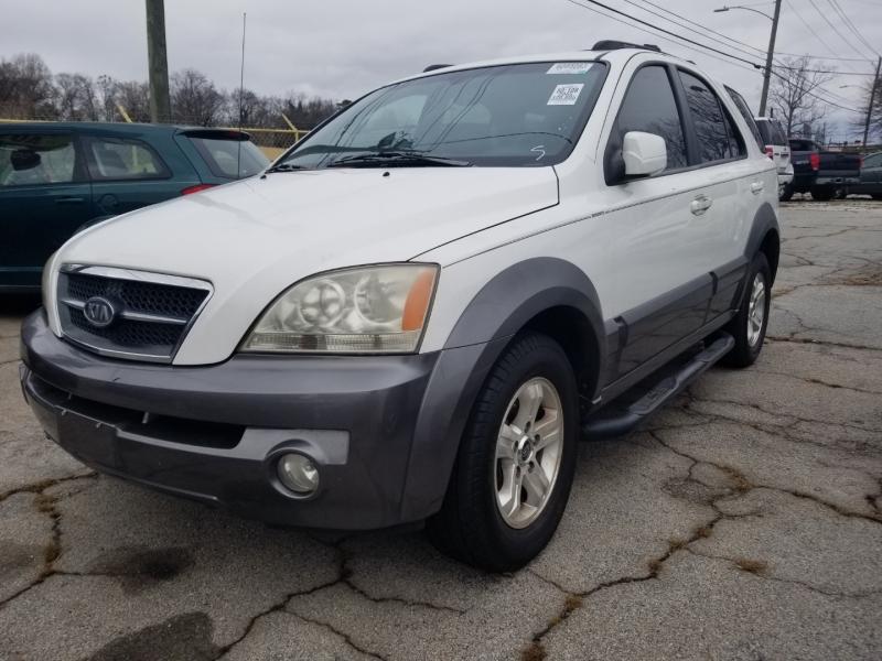 Kia Sorento 2005 price $5,500
