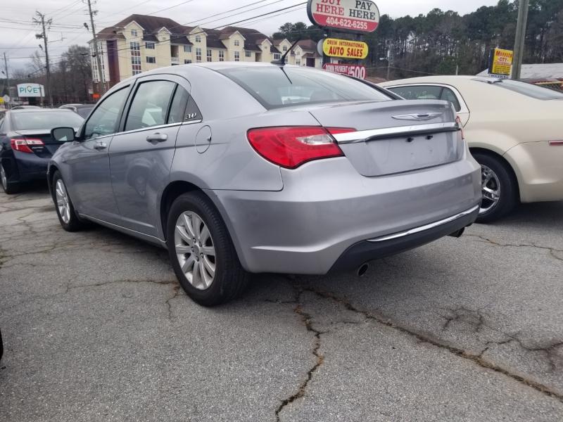Chrysler 200-Series 2014 price $6,000