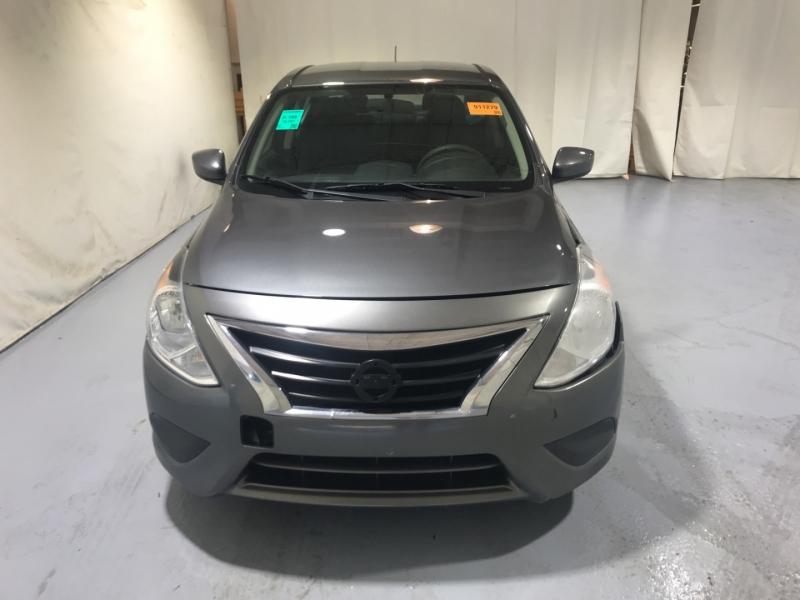 Nissan Versa Sedan 2017 price $10,000
