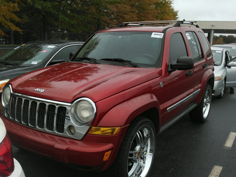 Jeep Liberty 2007 price $5,500