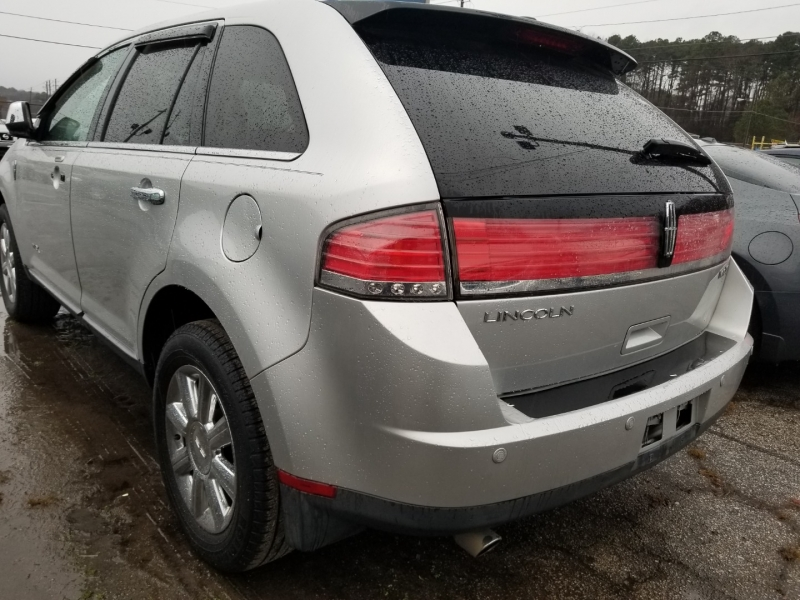 Lincoln MKX 2009 price $7,000