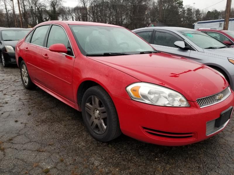 Chevrolet Impala 2013 price $7,000