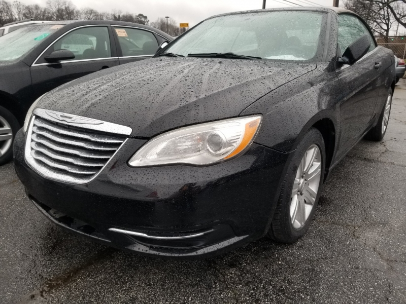 Chrysler 200 2011 price $6,000