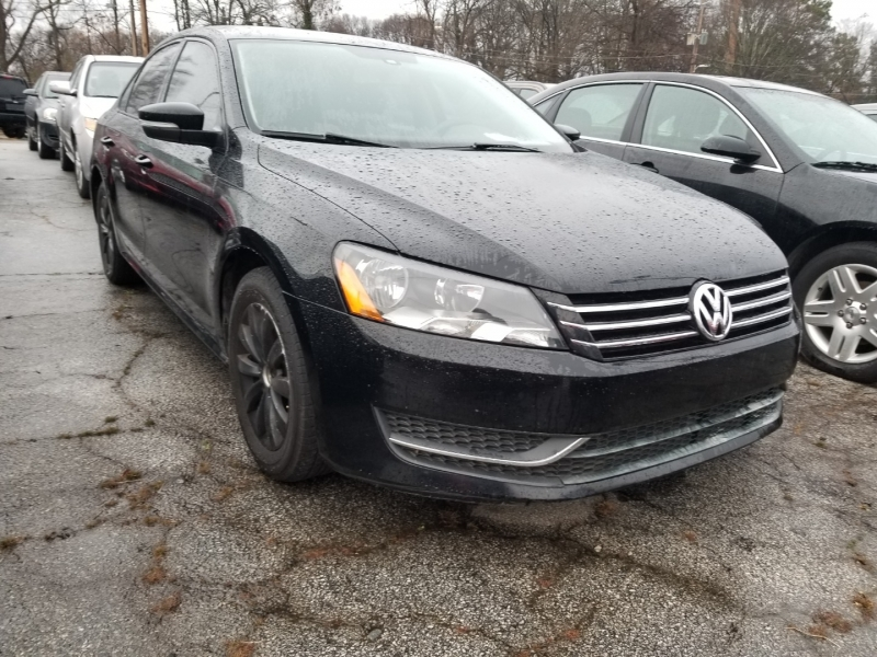 Volkswagen Passat 2013 price $7,000