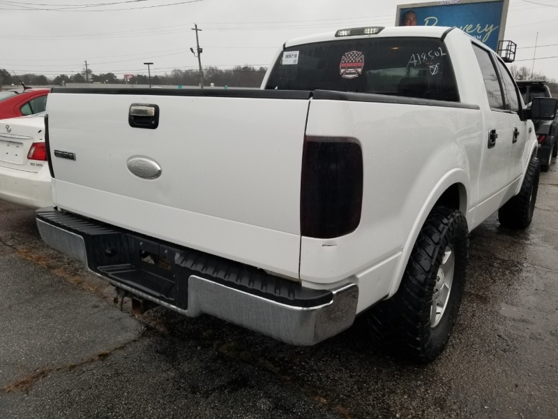 Ford F-150 2007 price $10,000