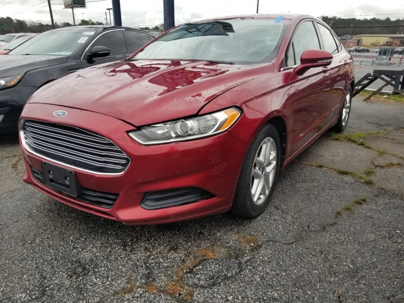 Ford Fusion 2013 price $9,000