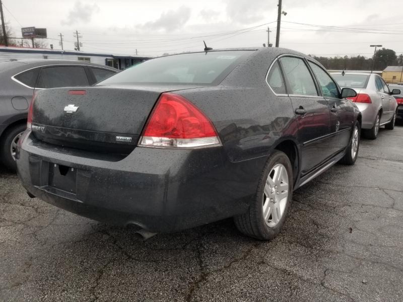 Chevrolet Impala 2013 price $5,500