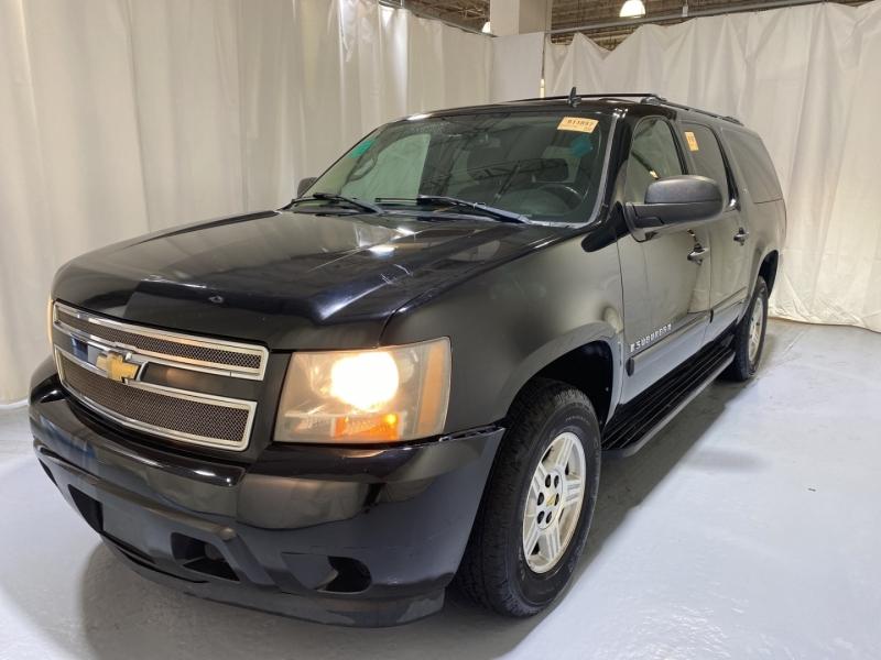 Chevrolet Suburban W/ 3RD ROW 2008 price $10,500