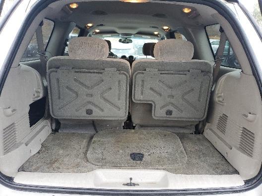 GMC Envoy XL, 3RD ROW SEAT 2004 price $4,500