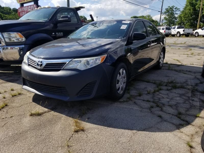 Toyota Camry 2014 price $12,000
