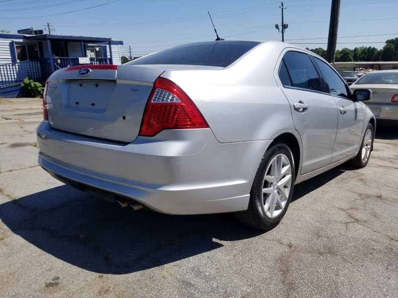 Ford Fusion 2010 price $6,000