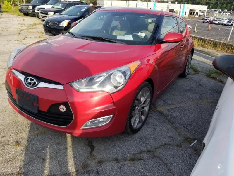 Hyundai Veloster 2013 price $7,000