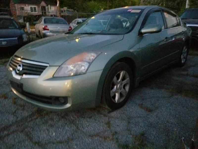 Nissan Altima 2008 price $5,000
