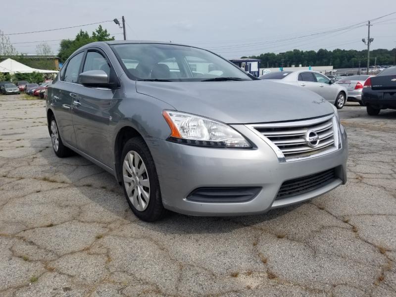 Nissan Sentra 2013 price $6,000