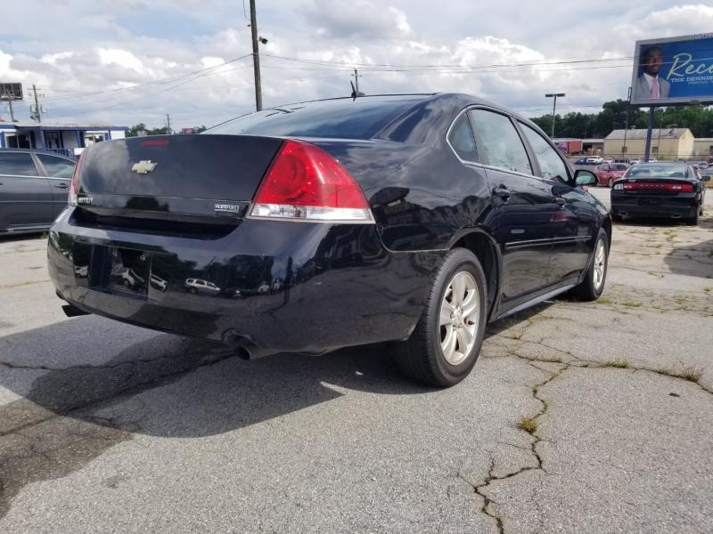 Chevrolet Impala 2012 price $7,000