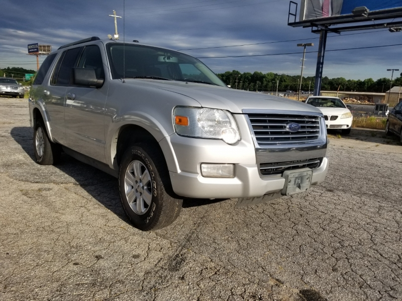 Ford Explorer, W/ 3RD ROW 2010 price $8,000