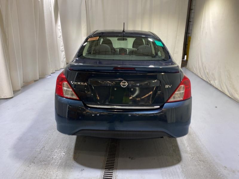 Nissan Versa Sedan 2017 price $9,000