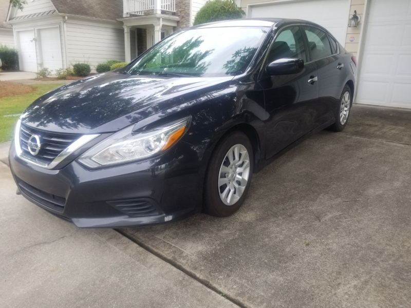 Nissan Altima 2017 price $14,000