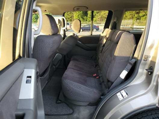 Nissan Pathfinder w/ 3RD ROW SEAT 2007 price $10,000