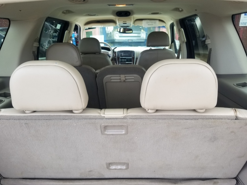 Mercury Mountaineer, w/ 3RD ROW SEAT 2002 price $6,000