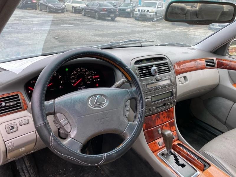Lexus LS 430 2003 price $5,000