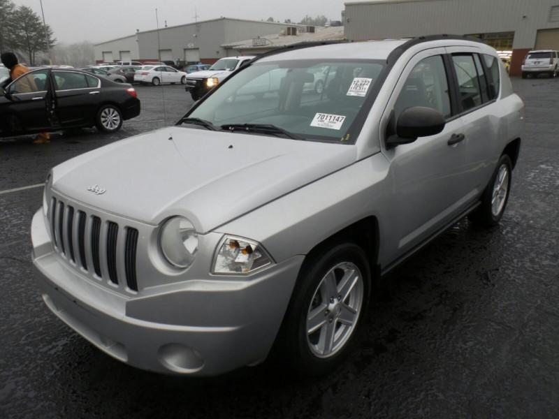 Jeep Compass 2007 price $5,000