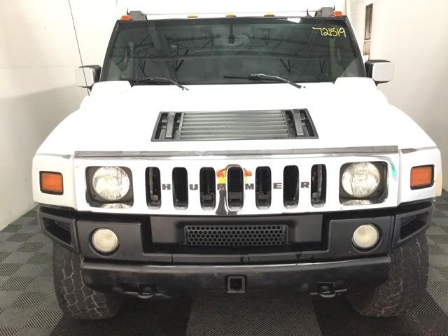 Hummer H2 2005 price $17,000