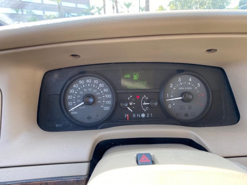 MERCURY GRAND MARQUIS 2007 price $2,900