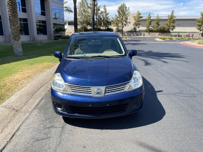 NISSAN VERSA 2009 price Call for Pricing.