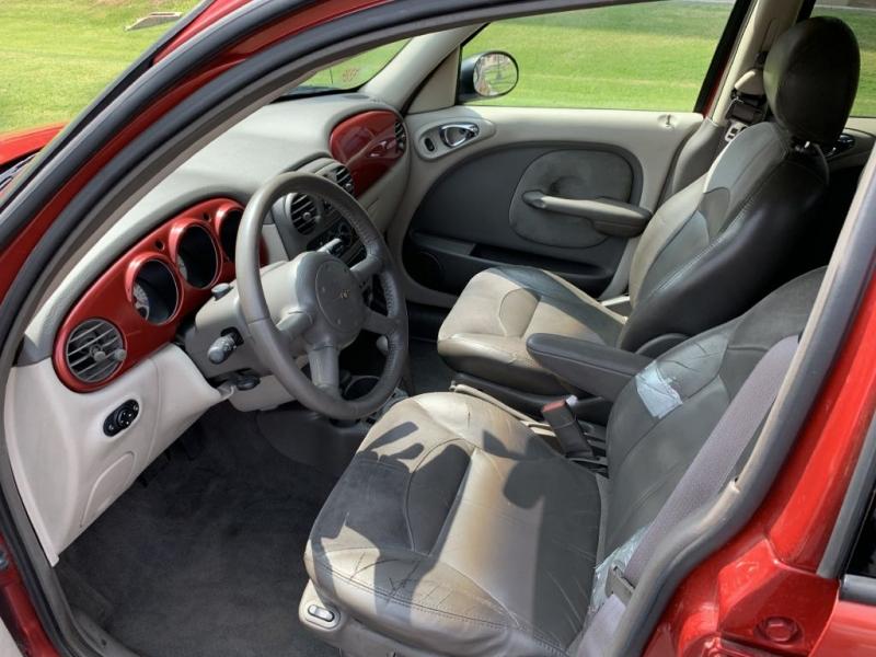 CHRYSLER PT CRUISER 2001 price $1,900