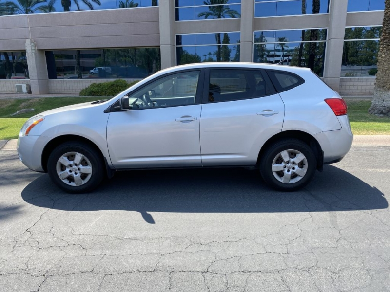 NISSAN ROGUE 2008 price $3,500