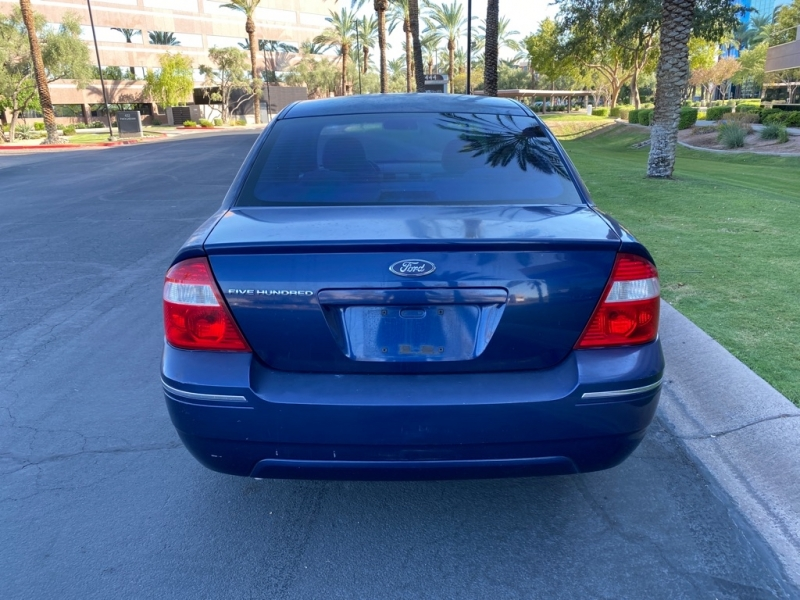FORD FIVE HUNDRED 2005 price $2,900