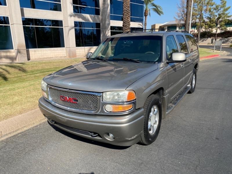 GMC DENALI 2002 price $3,500